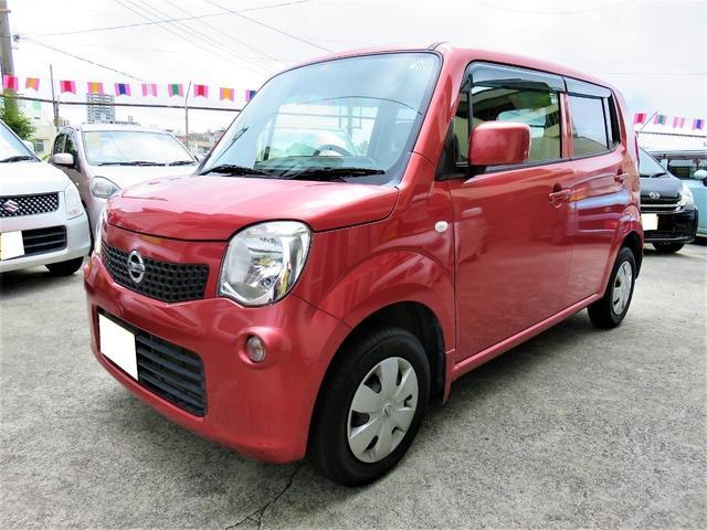 沖縄の中古車 日産 モコ 車両価格 48万円 リ済込 2012(平成24)年 6.5万km モコベリーPM