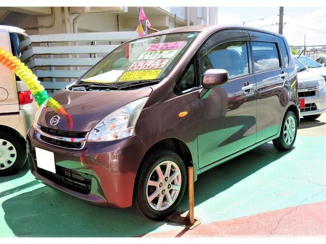 沖縄県宜野湾市の中古車ならムーヴ X スマートキー エコアイドル プッシュスタート 1年保証