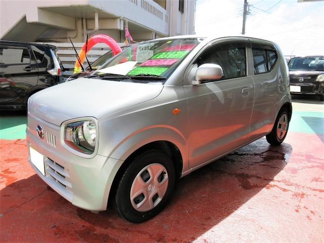 沖縄県の中古車ならキャロル GL レーダーブレーキ エコアイドル ETC 2年保証