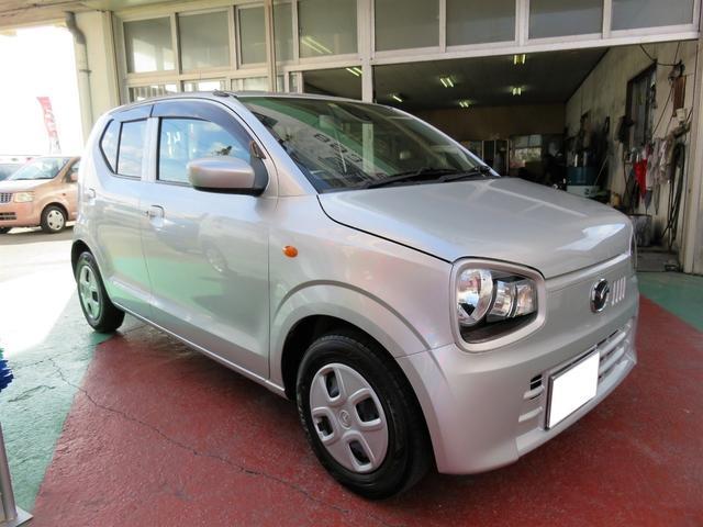 沖縄県宜野湾市の中古車ならキャロル GS レーダーブレーキサポート エコアイドル 2年保証