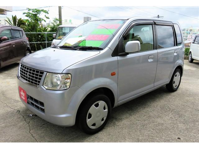 沖縄県の中古車ならeKワゴン MX キーレス CDFM 1年保証
