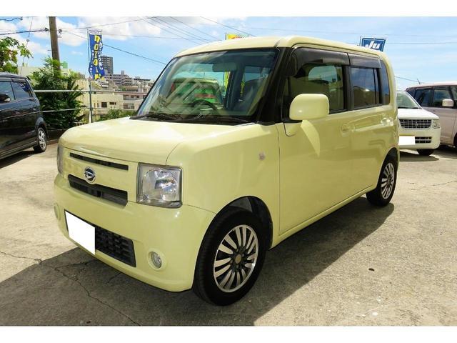 沖縄県の中古車ならムーヴコンテ G NAVI エコアイドル TV スマートキー 2年保証