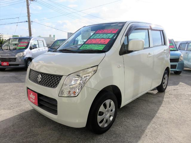 沖縄県の中古車ならワゴンR FX キーレス CDFM セキュリティアラーム 1年保証