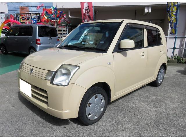 沖縄県宜野湾市の中古車ならアルト GII 現状販売車 キーレス 電格ミラー ライトレベライザー セキュリティアラーム