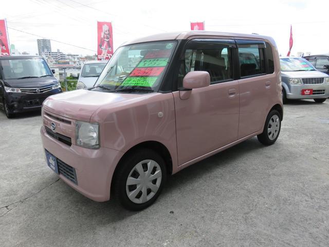 沖縄県の中古車ならムーヴコンテ L キーレス ナビ TV DVD Bluetooth ETC バックカメラ エコアイドル 1年保証
