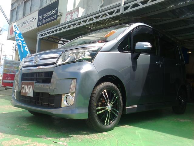 沖縄の中古車 ダイハツ ムーヴ 車両価格 78万円 リ済込 平成25年 4.0万km ガンM