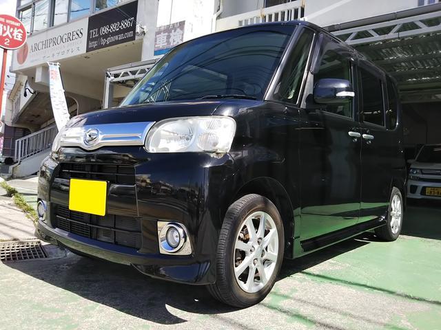 沖縄県宜野湾市の中古車ならタント G カスタムG スマートキー