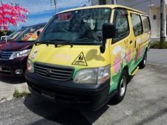 沖縄の中古車 トヨタ ハイエースワゴン 車両価格 49万円 リ済込 平成12年 21.2万K イエローII