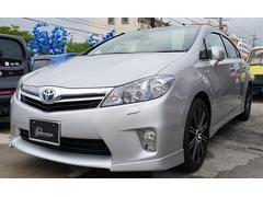 沖縄の中古車 トヨタ SAI 車両価格 105万円 リ済込 平成23年 7.2万K グレーM