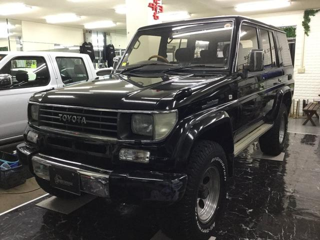 沖縄県の中古車ならランドクルーザープラド