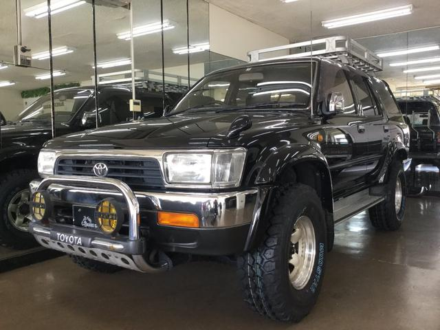 トヨタ ハイラックスサーフ SSR-X ワイド ターボ