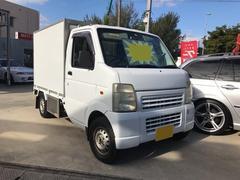 スクラムトラック冷凍車 マニュアル5速 4WD