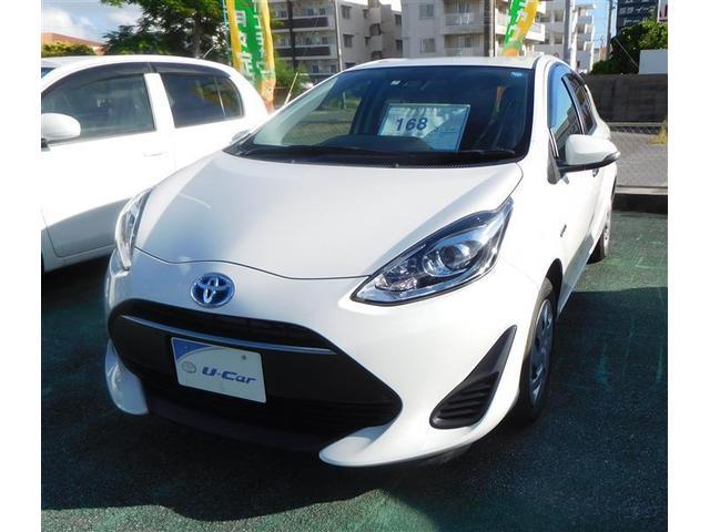沖縄県の中古車ならアクア Sスタイルブラック