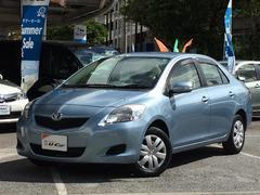 沖縄の中古車 トヨタ ベルタ 車両価格 89万円 リ済別 平成24年 1.4万K ブルー