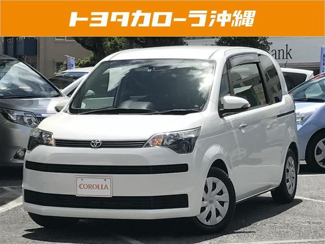 沖縄の中古車 トヨタ スペイド 車両価格 65万円 リ済別 2012(平成24)年 5.0万km パールマイカ