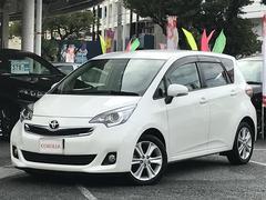 沖縄の中古車 トヨタ ラクティス 車両価格 129万円 リ済別 平成26年 3.0万K パールマイカ