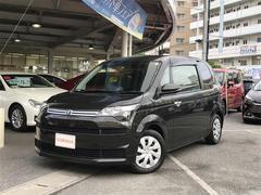 沖縄の中古車 トヨタ スペイド 車両価格 119万円 リ済別 平成27年 4.4万K ブラック