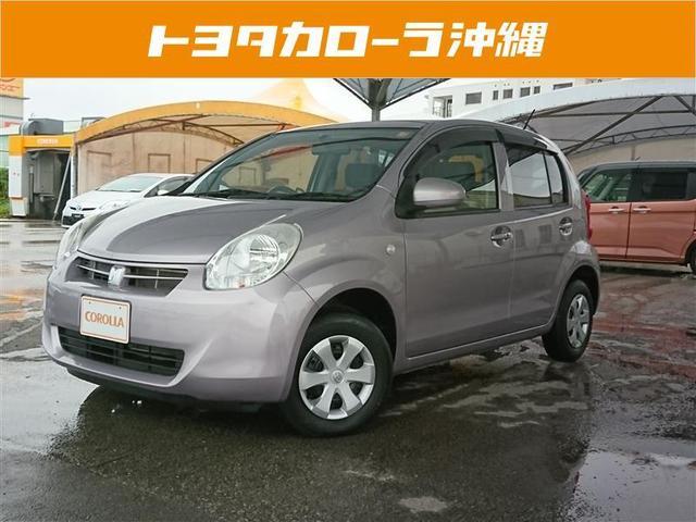 沖縄の中古車 トヨタ パッソ 車両価格 56万円 リ済別 2013(平成25)年 3.5万km パープル