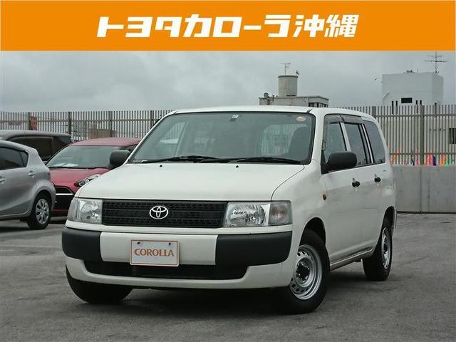 沖縄の中古車 トヨタ プロボックスバン 車両価格 59万円 リ済別 2012(平成24)年 7.1万km ホワイト