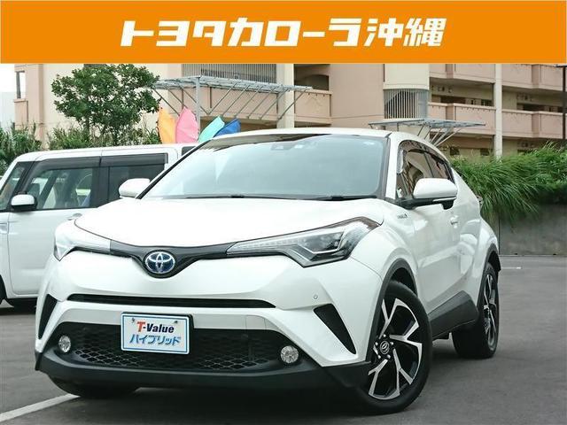 沖縄県の中古車ならC-HR HV