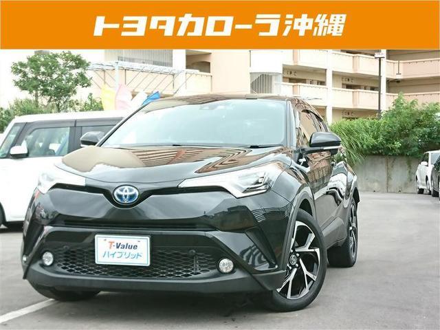 C-HR:沖縄県中古車の新着情報