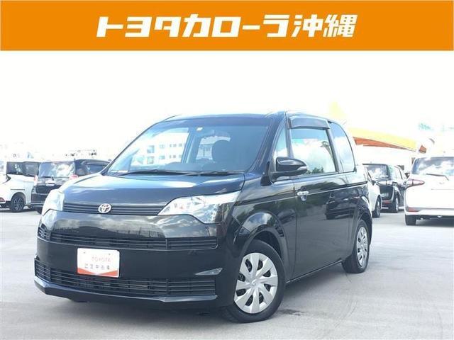 沖縄の中古車 トヨタ スペイド 車両価格 76万円 リ済別 2014(平成26)年 4.6万km ブラック