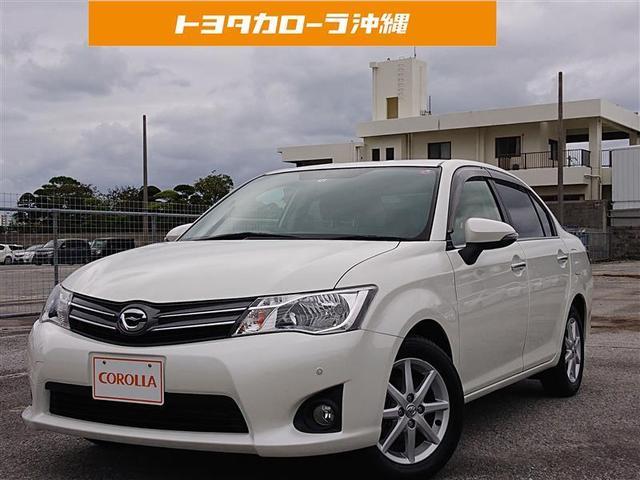 沖縄県の中古車ならカローラアクシオ 1.5G