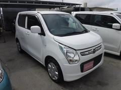 沖縄の中古車 マツダ フレア 車両価格 32万円 リ済込 平成25年 11.1万K ホワイト