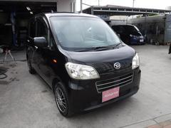 沖縄の中古車 ダイハツ タントエグゼ 車両価格 35万円 リ済込 平成23年 15.2万K ブラック