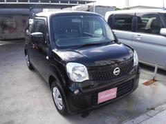 沖縄の中古車 日産 モコ 車両価格 30万円 リ済込 平成25年 16.3万K ブラック