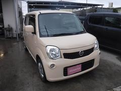 沖縄の中古車 日産 モコ 車両価格 33万円 リ済込 平成24年 13.1万K ライトイエロー