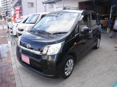 沖縄の中古車 ダイハツ ムーヴ 車両価格 28万円 リ済込 平成25年 14.8万K ブラック