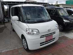 沖縄の中古車 ダイハツ タント 車両価格 33万円 リ済込 平成25年 16.3万K ホワイト