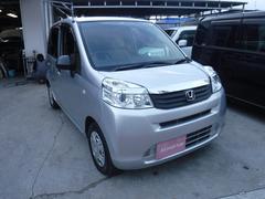 沖縄の中古車 ホンダ ライフ 車両価格 28万円 リ済込 平成25年 14.4万K シルバー