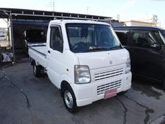 沖縄の中古車 スズキ キャリイトラック 車両価格 35万円 リ済込 平成24年 13.4万K ホワイト