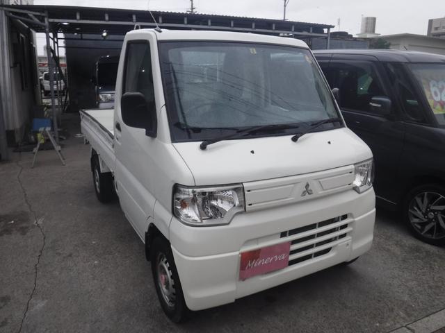 沖縄県の中古車ならミニキャブトラック VX-SE 本土中古車 エアコン パワステ