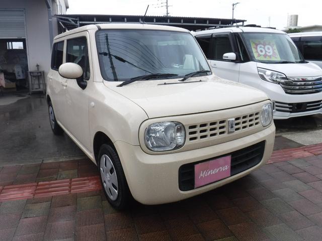 沖縄県の中古車ならアルトラパン G スマートキー 本土中古車