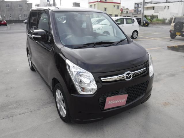 沖縄県の中古車ならフレア XS 本土中古車 フルエアロ