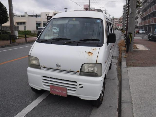沖縄県中頭郡中城村の中古車ならエブリイ 車検令和2年5月まで
