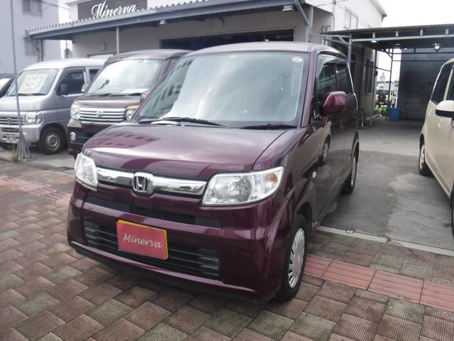 沖縄の中古車 ホンダ ゼスト 車両価格 24万円 リ済込 2009(平成21)年 11.3万km ダークパープル