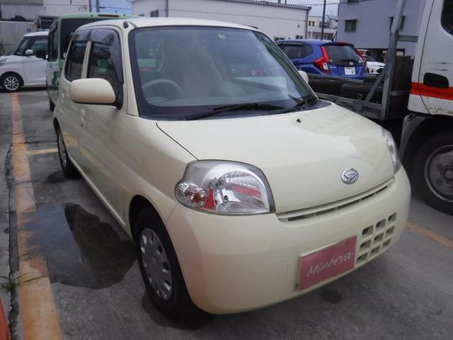 沖縄県の中古車ならエッセ D 走行3万キロ車検令和4年3月まで キーレス