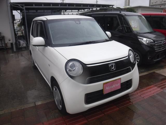 沖縄県の中古車ならN-ONE G スマートキー