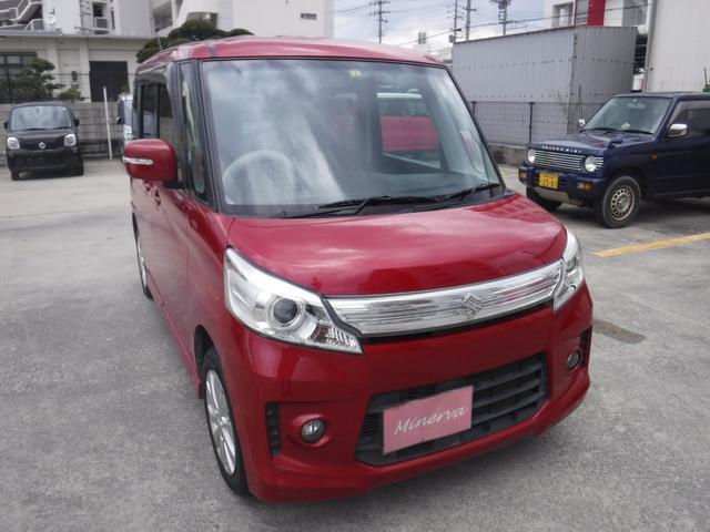 沖縄県の中古車ならスペーシアカスタム GS スマートキー