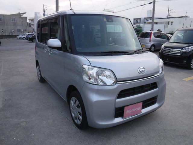 沖縄県の中古車ならタント L SA
