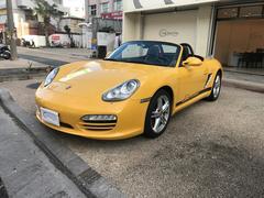 沖縄の中古車 ポルシェ ポルシェ 車両価格 198万円 リ済込 2009後 8.0万K イエロー
