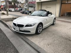 沖縄の中古車 BMW BMW Z4 車両価格 140万円 リ済込 2011年 7.6万K ホワイト