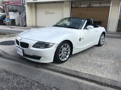 沖縄の中古車 BMW BMW Z4 車両価格 65万円 リ済込 2009後 6.7万K ホワイト
