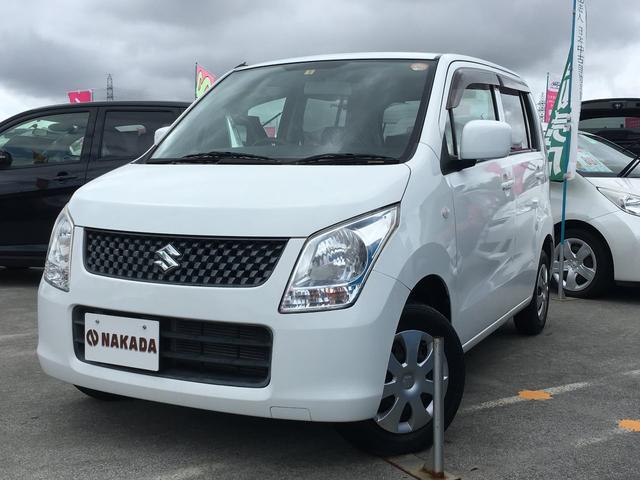 スズキ ワゴンR FX 1年保証付き (車検整備付)