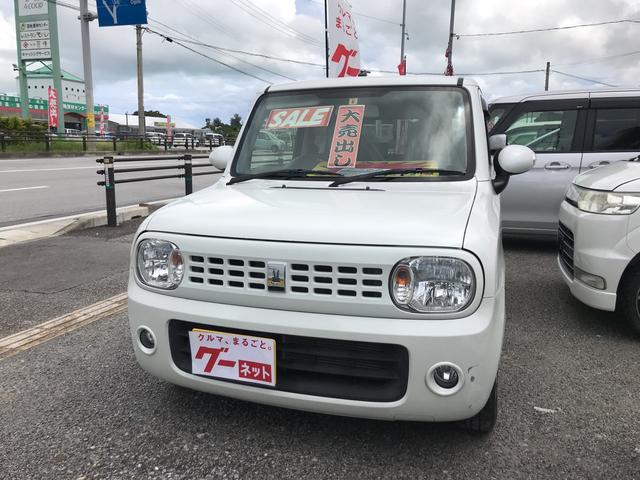 沖縄県の中古車ならアルトラパン T Lパッケージ