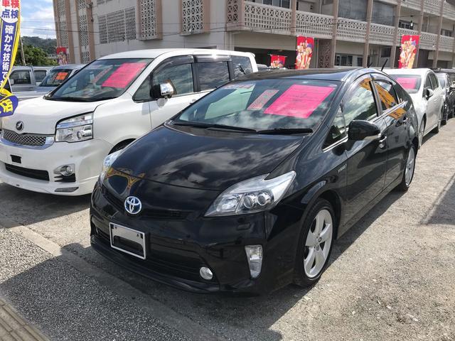 沖縄県の中古車ならプリウス Gツーリングセレクション